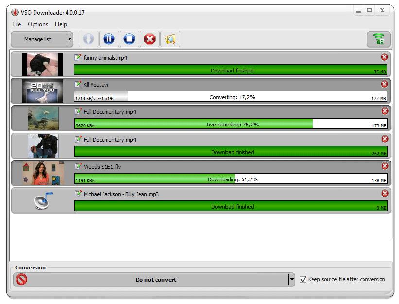 descargar vso downloader