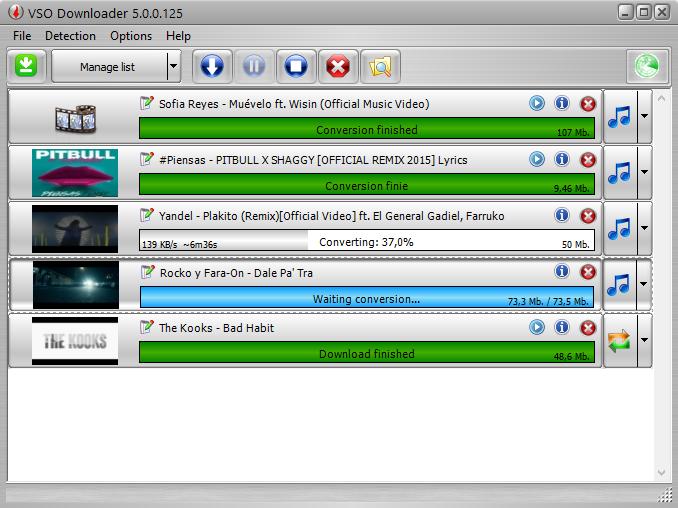 VSO Downloader captura gratis